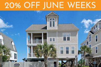 20% off in June at Island Oasis