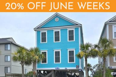 20% off in June at Fins Up