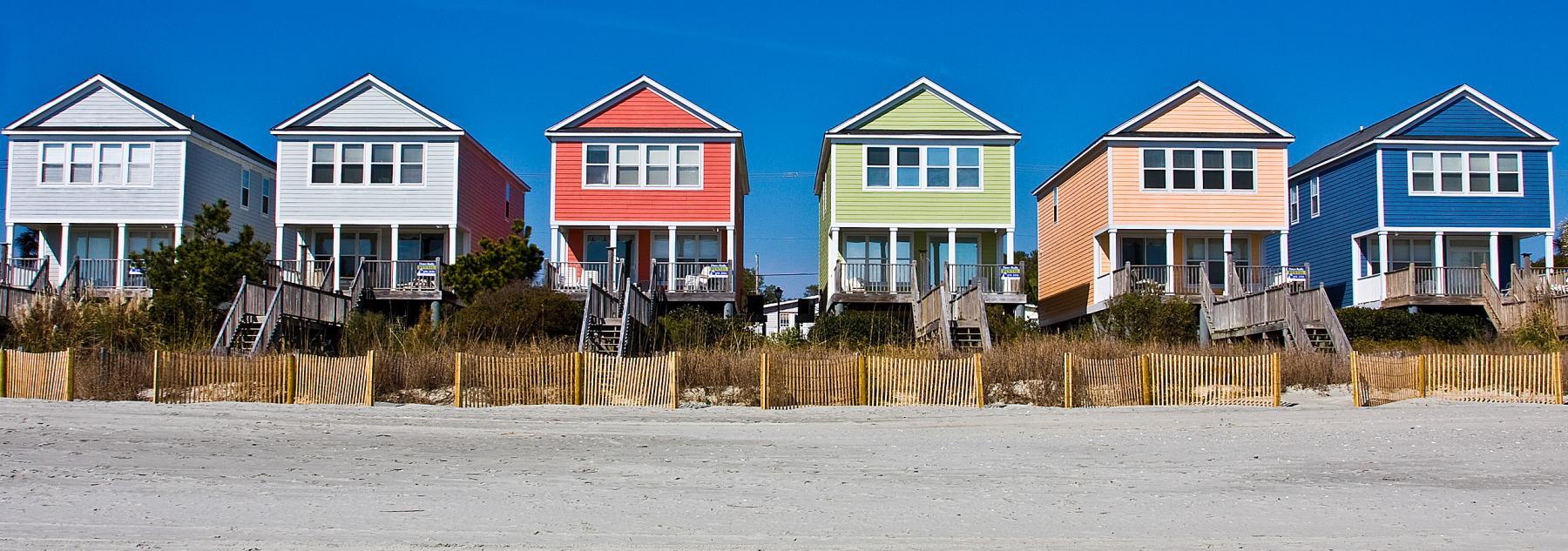 Garden City Myrtle Beach Surfside Vacation Rentals