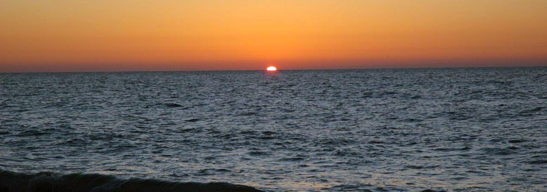 Beach Realty Sunset